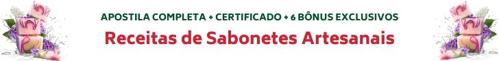 Sabonetes Artesanais
